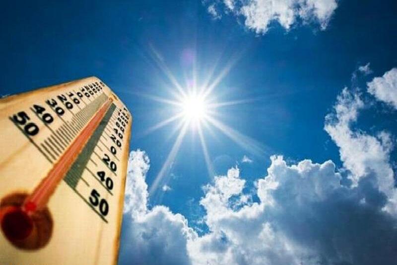 دمای هوای مهران ۲ الی ۴ درجه کاهش مییابد