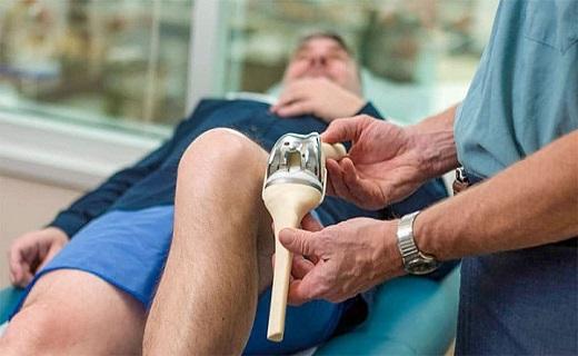 برنامه ورزشی برای افرادی که جراحی تعویض مفصل زانو کردهاند