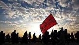 باشگاه خبرنگاران -دلدادگان حسینی در گناباد و خواف با پای دل رهسپار کربلا شدند