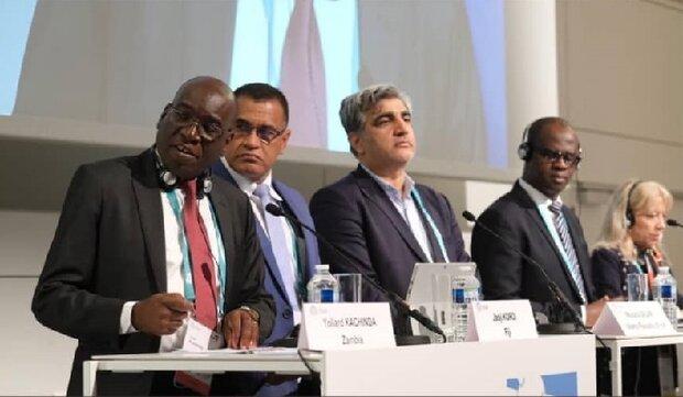 سالاری به عضویت هیئت رئیسه اتحادیه بین المللی تامین اجتماعی درآمد