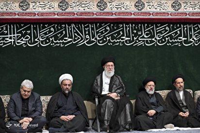 مراسم عزاداری اربعین حسینی در حسینیه امام خمینی