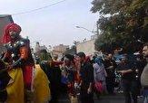 باشگاه خبرنگاران -مراسم تعزیهخوانی روز اربعین حسینی در تبریز + فیلم