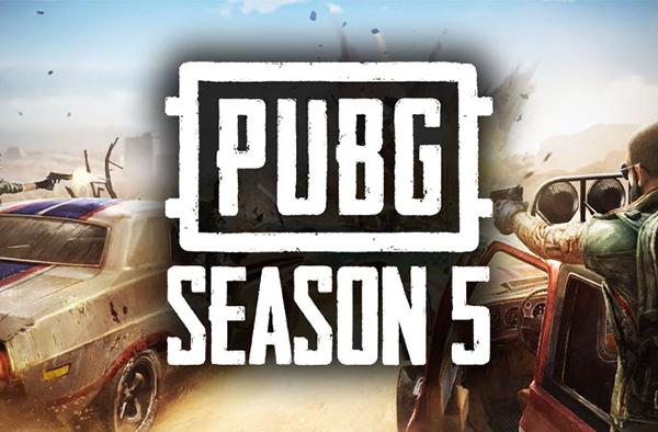 عرضه فصل پنجم PUBG با سلاحهای جدید