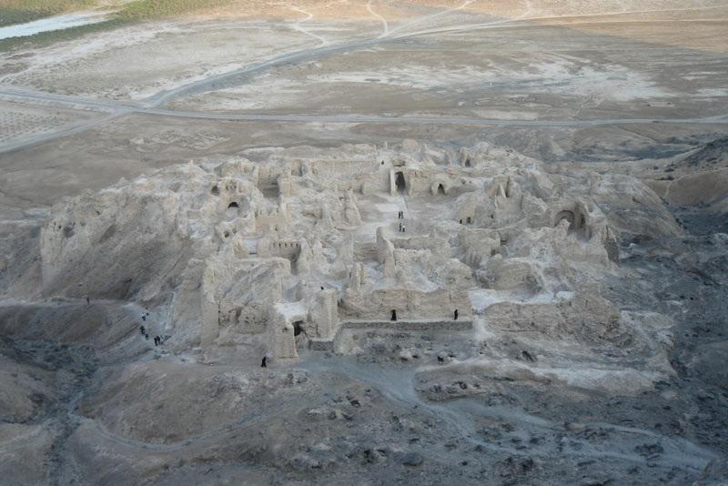 اسراری جالب از پیشرفتهترین شهر جهان باستان! + تصاویر