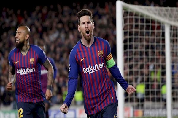 بارسلونا ۳ - ایبار ۰ / پیروزی مقتدرانه شاگردان والورده و امیدواری به صدرنشینی