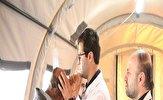 باشگاه خبرنگاران -ارائه خدمات درمانی به پنج هزار زائر در بیمارستان ارتش
