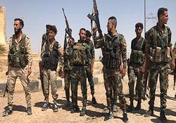 فیلم لو رفته از سوگند خوردن ارتش آزاد سوریه برای حمله به مردمان خود