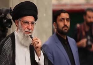 بیانات رهبر انقلاب اسلامی در پایان مراسم عزاداری اربعین حسینی + فیلم