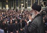 باشگاه خبرنگاران -بیانات رهبر انقلاب اسلامی در پایان مراسم عزاداری اربعین حسینی + فیلم