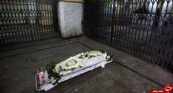 زندهشدن مرد ۵۵ ساله در مراسم خاکسپاری!