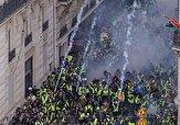 باشگاه خبرنگاران -پیوستن کارکنان راهآهن به معترضان فرانسوی/ فقط اعضای خانواده مکرون هستند که به راهپیمایی نپیوستهاند + فیلم