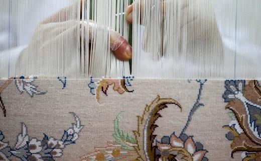 گرههایی کور بر نفیسترین فرش ایرانی