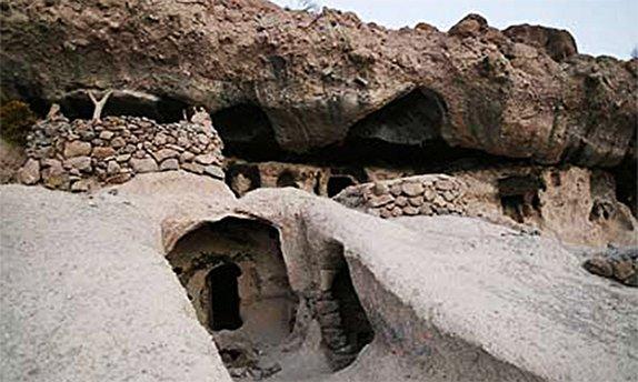 باشگاه خبرنگاران -روستایی ۷ هزار ساله در ایران که باعث شگفتی جهانگردان اسپانیایی شد + فیلم