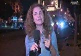 باشگاه خبرنگاران -وقتی یکی از شهروندان لبنانی گزارش جهتدار خبرنگار العربیه را خراب کرد! + فیلم