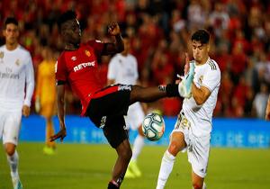خلاصه بازی مایورکا و رئال مادرید در 27 مهر 98 + فیلم