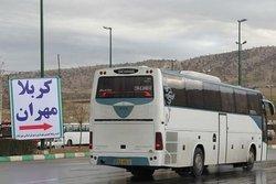 ۶۰ درصد تردد زائران از طریق مرز مهران