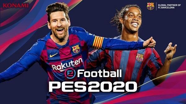 عرضه نسخه موبایلی PES 2020 در ۲ آبان