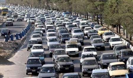 افزایش ۱۱ درصدی تردد در جادههای برون شهری