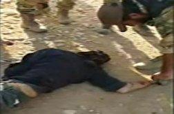 باشگاه خبرنگاران - انتشار فیلم جنازههای اسیران سوری پس از اعدام توسط گروههای وابسته به ارتش ترکیه