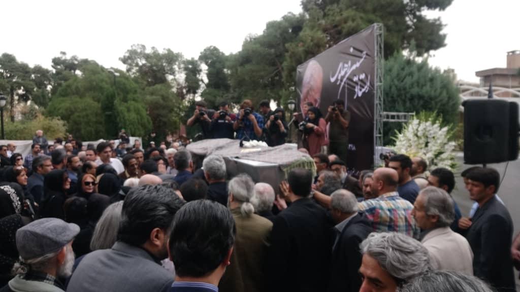 وداع با موسیقیدان صاحب نام ایران/ مردی که سرنوست موسیقی ایران را تغییر داد