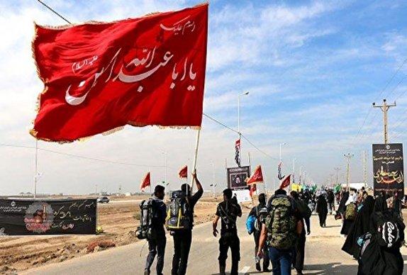باشگاه خبرنگاران -بوشهر رتبه دوم تعداد شرکت کنندگان در پیاده روی اربعین را کسب کرد