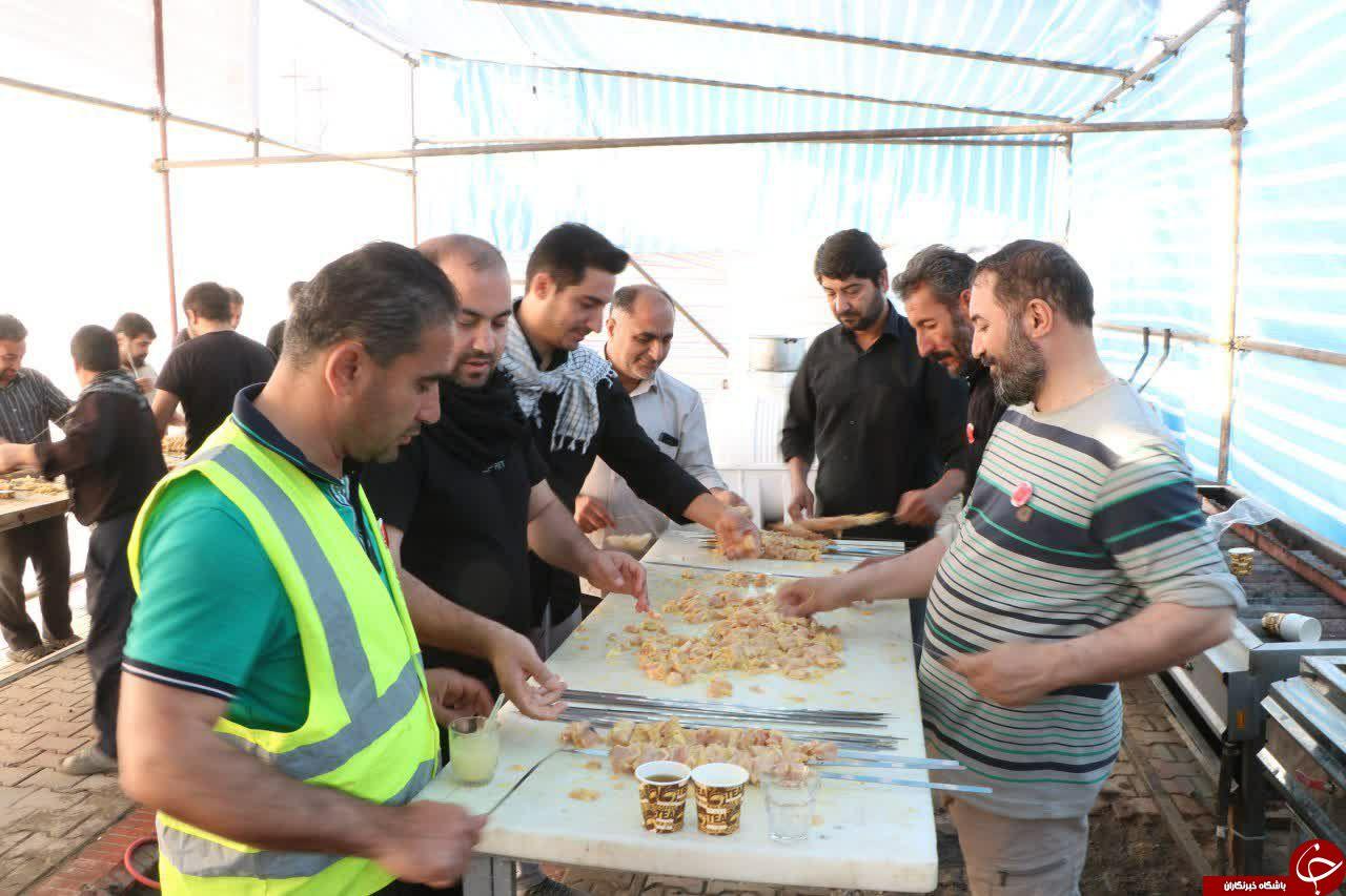 اوقاف زنجان روزانه از ۲۰ هزار زائر در سامرا با نان گرم پذیرایی میکند /خدمات رسانی به زائرین اربعین تا یک آبان ماه ادامه دارد
