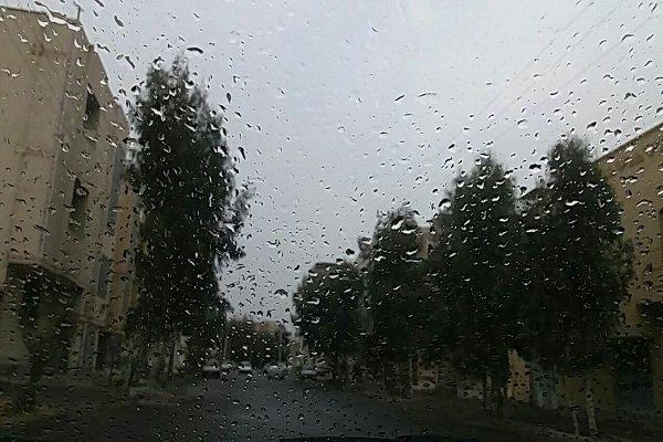 بارشهای پراکنده در سیستان و بلوچستان