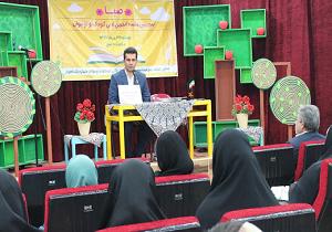 پانزدهمین نشست انجمن ادبی صبا کانون خوزستان در اهواز برگزار شد