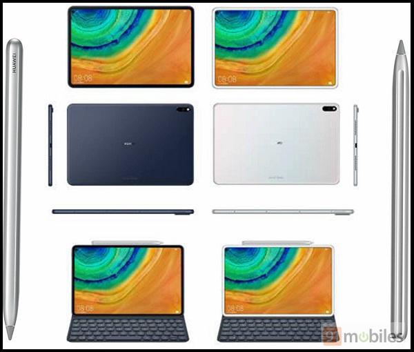 شباهت تبدیل جدید هوآوی به iPad Pro