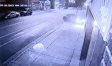 باشگاه خبرنگاران -برخورد یک خودروی خارج از کنترل با ساختمان + فیلم