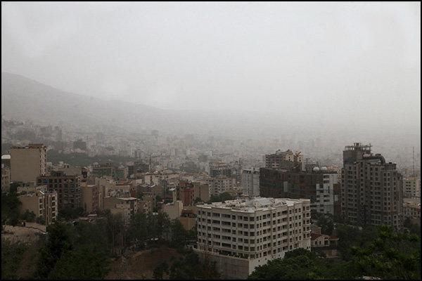 تهران امروز مشکل آلودگی هوا ندارد