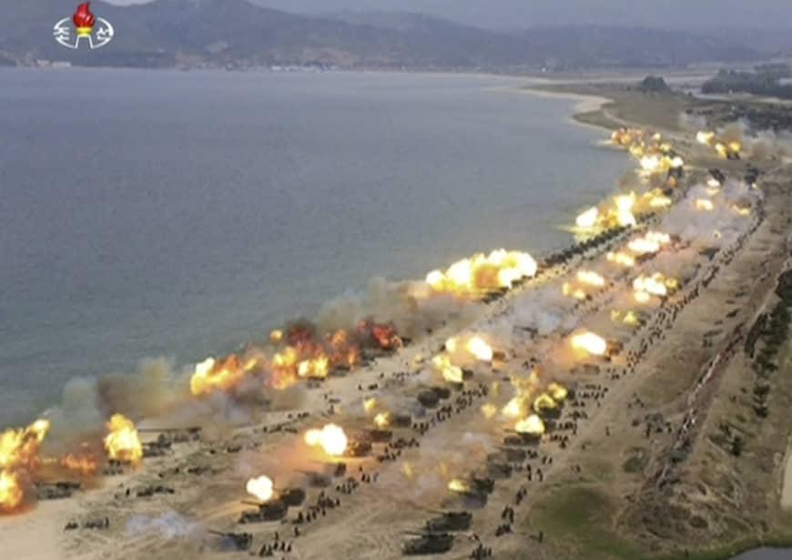 وعده پیش پا افتاده آمریکاییها به کره شمالی در ازای توقف فعالیتهای هستهای