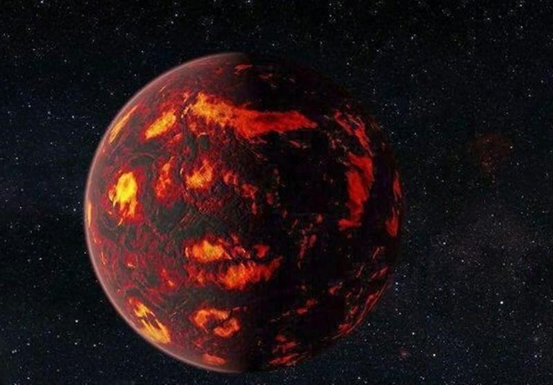 در کدام سیارات و کهکشان های راه شیری باران می بارد؟