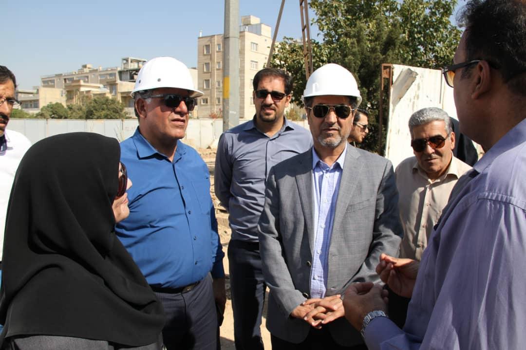 اجرای ۶ پروژه بزرگ شهری در شیراز