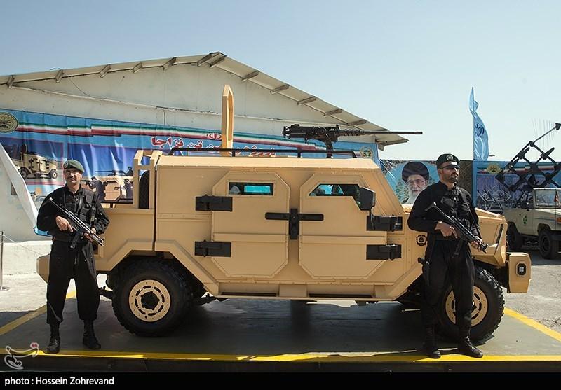 زرهپوشهای ایرانی چقدر در حفاظت از جان نیروها موثر هستند؟ + تصاویر