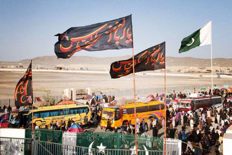 افزایش ۷۲ درصدی ورود زائران پاکستانی به سیستان وبلوچستان