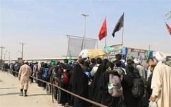 بازگشت دو میلیون و ۷۱۵ هزار نفر از طریق مرزهای چهارگانه به کشور