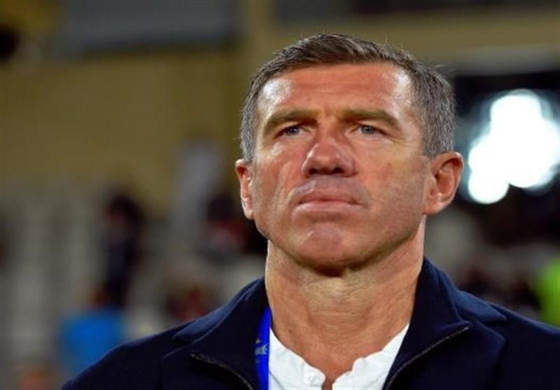 درخواست مهم کاتانتس از فدراسیون فوتبال عراق برای بازی با ایران