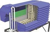 باشگاه خبرنگاران -افزایش ۱۰ مگاواتی ظرفیت تولید توربین گازی نیروگاه فولاد مبارکه