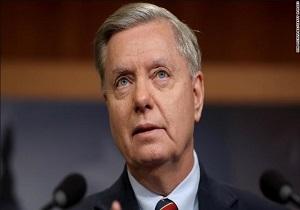 تغییر موضع سناتور هم حزبی ترامپ و حمایت از اقدام او در قبال سوریه