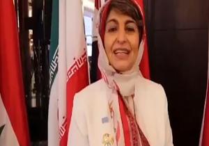 قدرت نمایی اورژانس ۲۴۷ در حاشیه اجلاس وزرای بهداشت کشورهای منطقه در تهران + فیلم