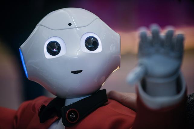 با رباتهای عجیب و غریب، اما کار راه بینداز را آشنا شوید + فیلم