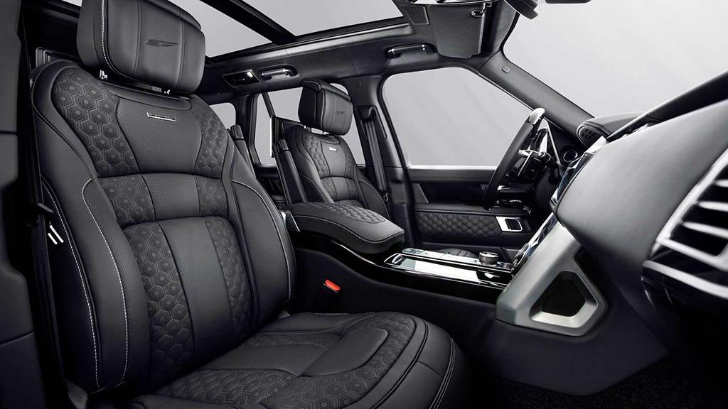 بررسی فنی خودرو اوورفینچ ولوسیتی، رنجروور + مشخصات