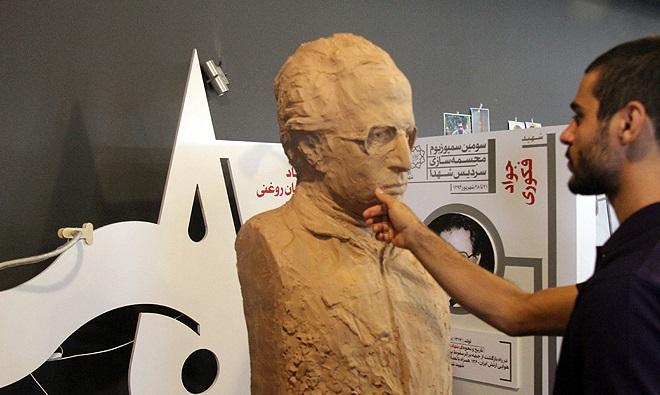 مجسمه سازی شهدا و مفاخر در مشهد