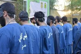 انهدام باند سارقان حرفهای منازل در استان مرکزی