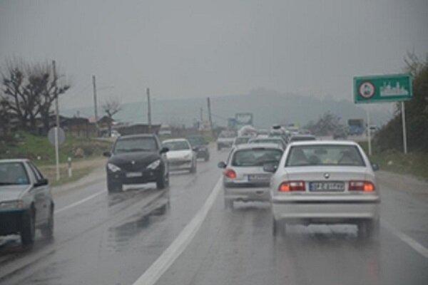 هشدار پلیس راه ایلام به رانندگان در خصوص رانندگی در شرایط بارانی