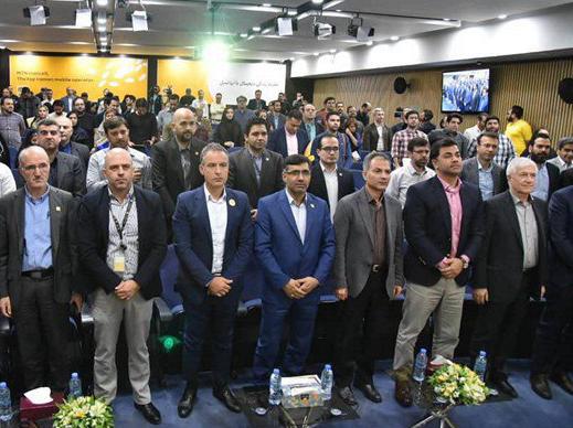برگزاری نشست خبری سیزدهمین سالروز راهاندازی تلفن همراه ایرانسل