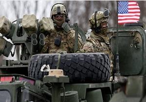 نظامیان آمریکایی وارد عراق شدند