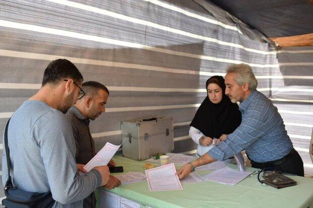 ارائه خدمات درمانی و بهداشتی در مرز مهران