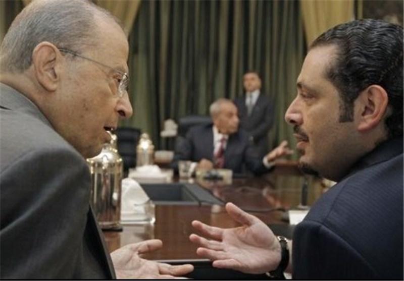سعد حریری به دیدار میشل عون رفت